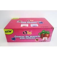 4 in 1 Fruit&Mint Chewing Gum 14.4g*30pcs 2 Flavors in One Box / Children Chewing Candy Manufactures