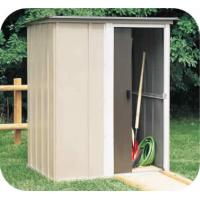 MINI metal shed with deep roll-formed Manufactures
