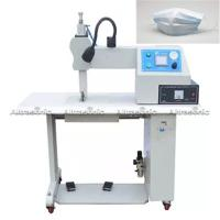 China Multifunctional Ultrasonic Sewing Machine In Surgical Gown / Bulletproof Vest on sale
