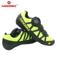 China Sidebike MTB Mountain & Road Bike Mesh Indoor Fitness Cycling Shoes Womens on sale