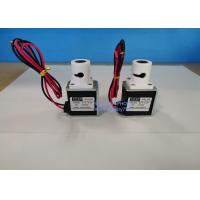 Low Pressure Solenoid Pinch Valve 12VDC/24VDC Tube Size 6mm*8mm For Equipment Manufactures