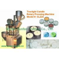 China Tea-light Candle Rotary Press ( Candle Pressing Machine,  Candle Presser,  Candle Making Machine) on sale