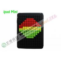 OEM and ODM Black Apple iPad Silicone Rubber Case for iPad Mini Manufactures