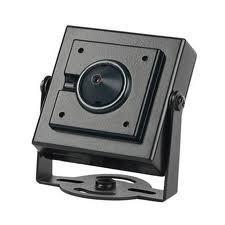China Auto Gain Control Miniature NMCM Security digital Mini CCD Camera With Sony , Bracket on sale