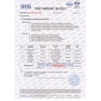 TOP PACK Co.,LTD Certifications