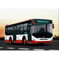 10.5m 40 seats Cummins 210HP Dongfeng EQ6105CHT City Bus Manufactures