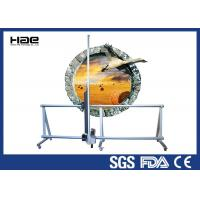Piezoelectric nozzle Mural Printing Machine 3D Effect Direct To Wall Inkjet Printer Manufactures