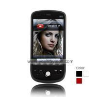 W007 Quad Band Dual Card WIFI TV TrackBall 3.5 Inch Touch Screen Cell Phone Manufactures