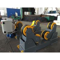 Self Adjustable Stainless Steel Automatic Welding Machine 50 Ton Loading Capacity Manufactures