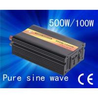 CE Approved   Pure sine wave 500w power inverter(DC to AC) Manufactures