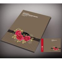 Buy cheap Awesome offset printing greeting card,card printing with embossed, UV finishing from wholesalers