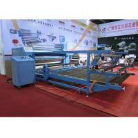 Jersey Roll-To-Roll Heat Transfer Equipment Environment Friendly Manufactures