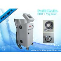 Double handles SHR Hair Removal Machine Manufactures