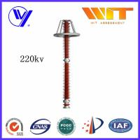 Buy cheap 220KV Metal Oxide High Voltage Surge Arrester with Good Sealing Capability from wholesalers