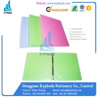 Buy cheap PP cover paperboard ring binder from wholesalers