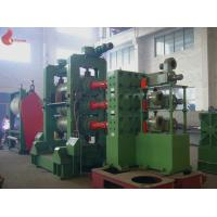Bear structure electric adjustable pitch Rubber Calender Machine Three roll Manufactures