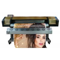 Paper Dye Sublimation Printers High Resolution Double Head 3220dpi Manufactures