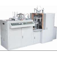 Buy cheap CE Approved Paper Cup Machine,Paper Plate Machinery (ZB) from wholesalers