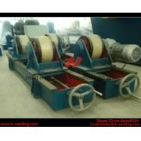 Auto Pipe / Vessel Welding Turning Rolls 60 Ton For Wind Tower Fit Up Rotators Manufactures