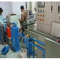 Single Layer Wire Extruder Machine Teflon Cable Manufacturing Equipment Manufactures