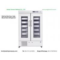 Buy cheap 130L BBR Famous Compressor Blood Bank Refrigerator  Blood Bank Freezer from wholesalers