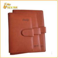China Business Leather Notebook Organizer on sale