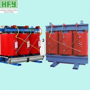 China Cast Resin Dry Type Transformer 630 KVA 11/0.4Kv 30 - 3000kva Rated Capacity on sale