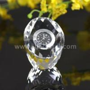 Crystal Clock Manufactures