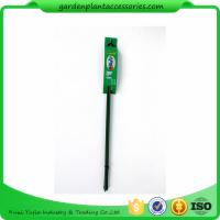 Triangle Plastic Coated Steel Plant Support Stakes / Green Garden Stakes *D7 X 600mm 33*10*77 Manufactures