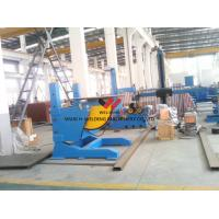China Custom SHB Lifting Pipe Welding Positioners Loading ,VFD Rotary Pipe Welding Equipment on sale