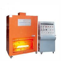China Fire Resistance Mechanical Testing Machine Current  0 ~ 1A Red White 10kw on sale