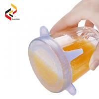 Buy cheap Customized Design High Quality Silicone Cup Lid,Silicone Suction Lid silicone from wholesalers