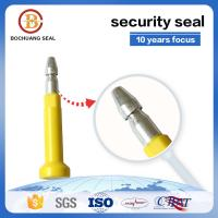 China Carbon Steel shipping Carbon Steel B404 disposable tamper proof bolt seal for container door on sale