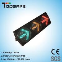 200mm (8 inches) LED Vehicle Traffic Signal with Tri-Arrow (TP-FX200-3-203) Manufactures
