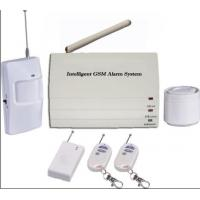 Wireless GSM Intelligent Burglar Alarm (PT-GSM-LED-4) Manufactures