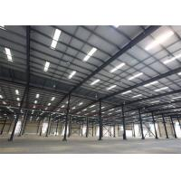 Metal Building Construction Projects Industrial Workshop Designs Prefabricated Steel Structure Manufactures