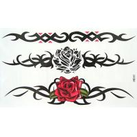 Hot Adult Water Transfer Tattoo Paper Sticker(TP-ST1678) Manufactures