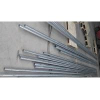 Hot Dip Galvanized Pipe With Low Carbon Steel Pipe For Refrigerator R134a R600a Manufactures