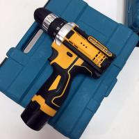 Lightweight 12V Cordless Drill Compact Size Long Run Times Fast Charging