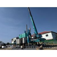 ZYC80 Hydraulic Static Pile Driver For Narrow Project PHC Round Or Square Pile Manufactures