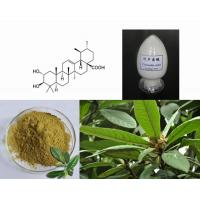Banaba Leaf  Weight Losing Raw Materials Lagerstroemia Speciosa Extract Corosolic Acid 1%-98% Manufactures