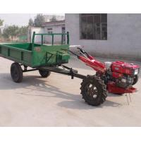 Walking Tractor / Hand Tractor with Cart / Trailer Manufactures