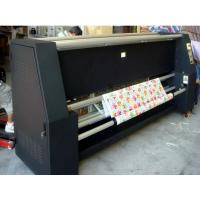 Buy cheap Dx5 Dye Sublimation Fabric Printer High Resolution Eco Friendly from wholesalers
