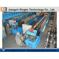 Metal Steel Sheet Rolling Shutter Strip Forming Machine With Panasonic PLC control Manufactures