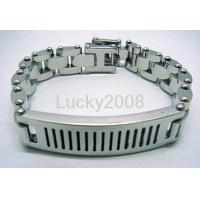 Sell Fashion Stainless Steel Bracelet(Lucky-B0020) Manufactures