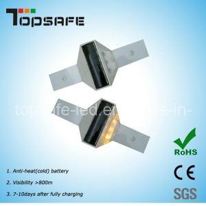 Solar LED LED Reflective Raised Pavement Marker/Guardrail Studs (TP-GL-1) Manufactures