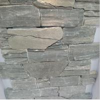 cultured natural stone slate tiles exterior wall cladding tiles Manufactures