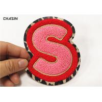Buy cheap Embroidery Wholesale Custom Chenille Patch,Iron On Cheap Chenille Letter Patchs from wholesalers