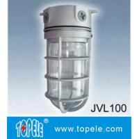100W 220V Brozen, Gray IP65 Die-Cast Aluminum Philips Vapor Proof Lights, Led Flood Lights Manufactures