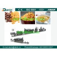 China Energy saving and Multi functions Corn Flakes Processing Line / Making Machine on sale